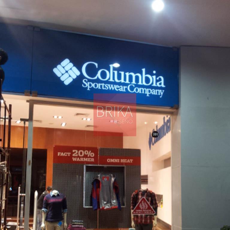 Columbia Parque Arauco